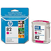 HP 82 Ink Cartridge -Magenta
