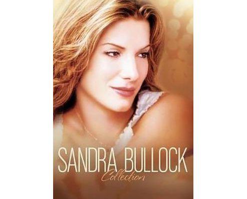 Sandra Bullock (DVD Boxset)