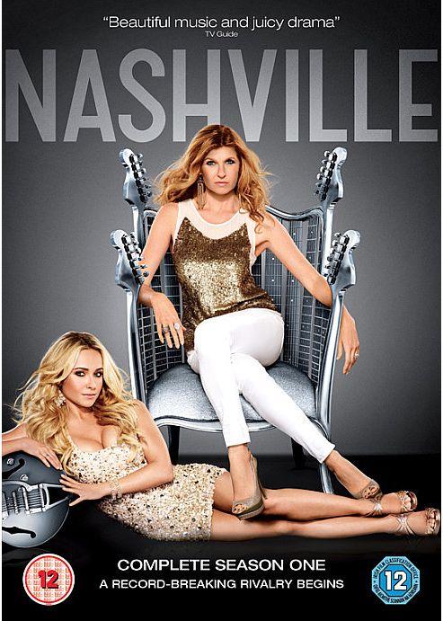 Nashville - Series 1 - Complete (DVD Boxset)
