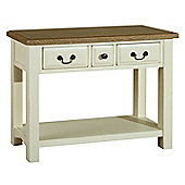 Kelburn Furniture Ma**eille Console Table