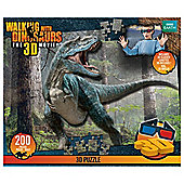 Walking with Dinosaurs 3D Puzzle