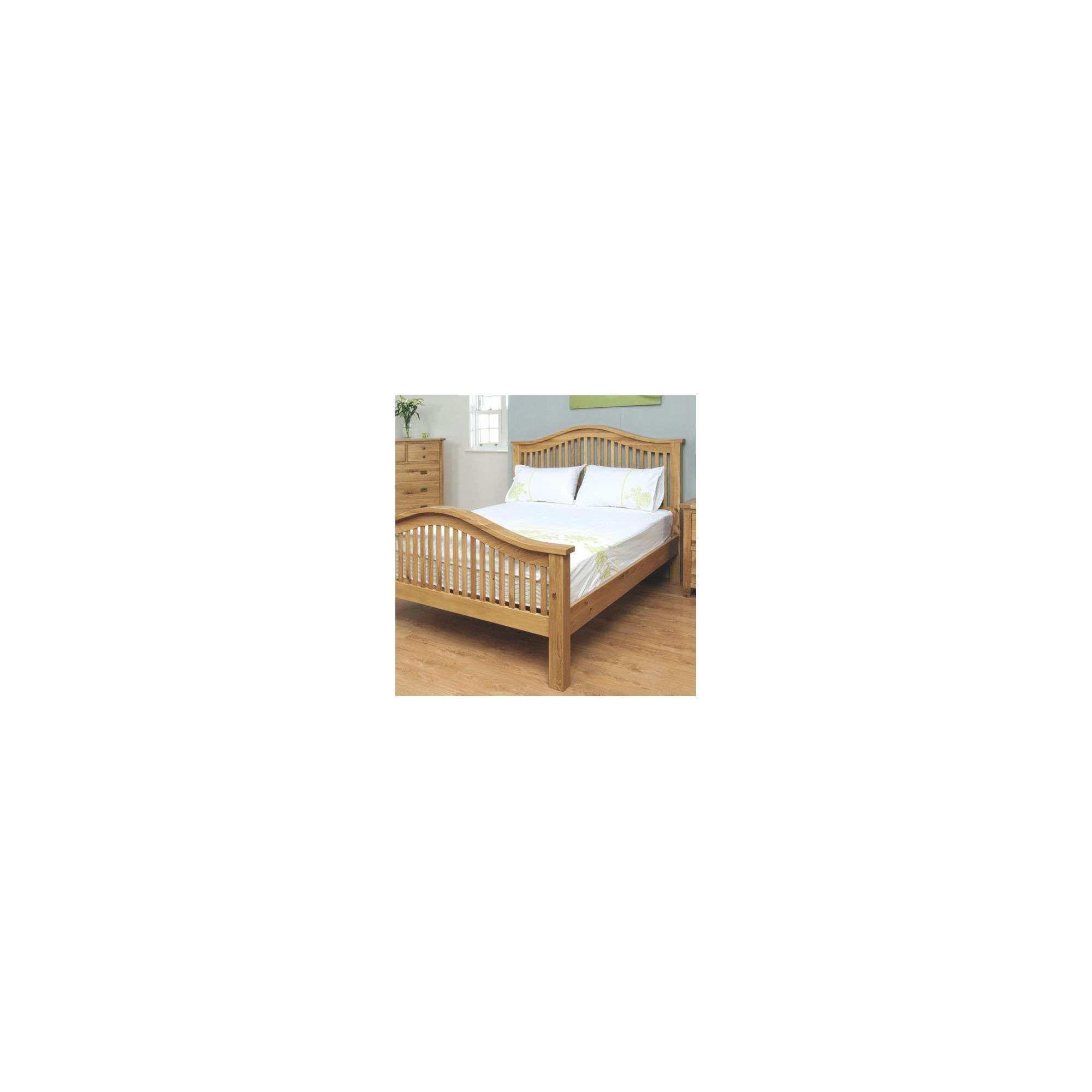 Elements Aylesbury Bed - King at Tesco Direct
