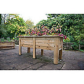 Timberdale Deep Root Planter 1.8m