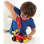 ELC Build and play Racing car