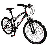 "Muddyfox Random 24"" Kids' Hardtail Mountain Bike"