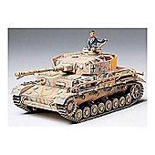Panzerkampfwagen IV Ausf.J Sd.Kfz.161/2 - 1:35 Scale Military - Tamiya