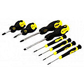 Rolson 8 Piece Screwdriver Set