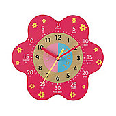 ELC Teaching Clock - Pink