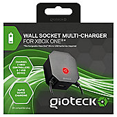 Wall Socket Multicharger (UK Plug) (XB1)