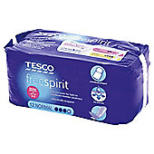 Tesco Free Spirit  Normal Inco Pads 12's