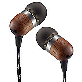 HOUSE OF MARLEY SMILE JAMAICA EARPHONES (MIDNIGHT WITH MICROPHONE)