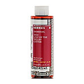 Korres Iris, Lily of the Valley Cotton Showergel 250ml