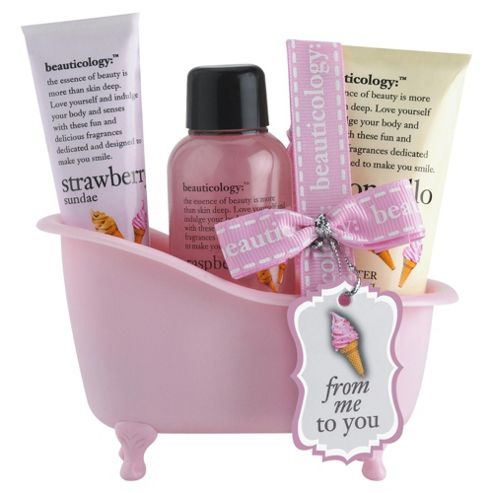 Beauticology Small Bath Set
