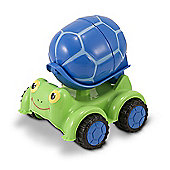 Melissa and Doug Turtle Cement Mixer