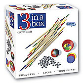 3 In A Box Classic Games Gibsons Games