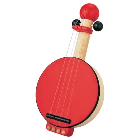 Plan Toys Banjo Wooden Toy