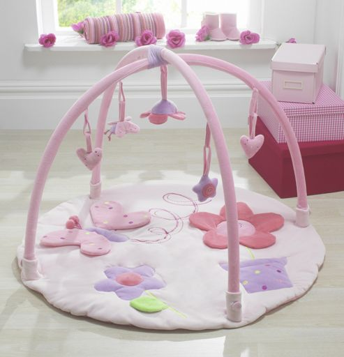 Lollipop Lane Upsy Daisy Playmat