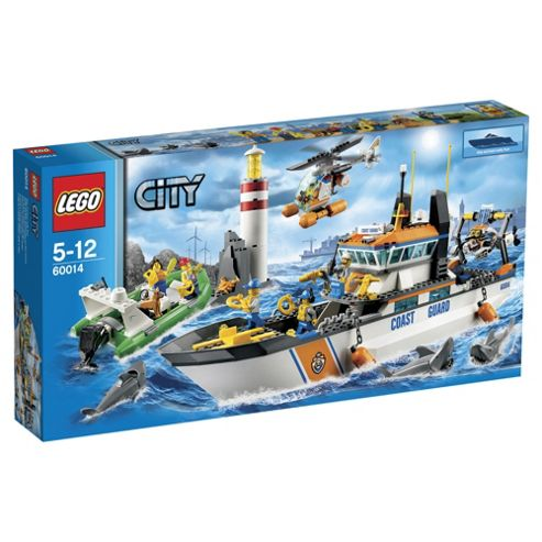 LEGO City Coast Guard Coast Guard Patrol 60014
