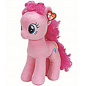 "TY 16"" Plush My Little Pony Pinkie Pie Large Buddy"