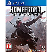 Home Front The Revolution (PS4)