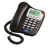 Large Display Corded Phone
