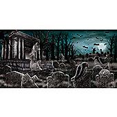 Cemetery Horizontal Banner