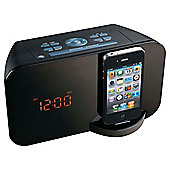 Technika CR 21201 Reading Clock Dock Radio