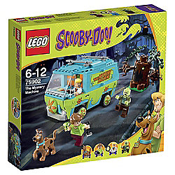 LEGO Scooby Doo The Mystery Machine 75902