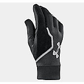 Under Armour Engage Gloves - Cold Gear - Black - Black
