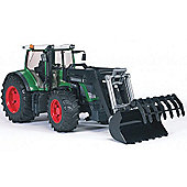 Fendt 936 Vario With Frontloader