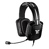 Tritton Pro+ True 5.1 Surround Headset for Xbox 360 / PS4 / PS3 (Gloss Black) Xbox 360 PlayStation 4 PlayStation 3 TRI90303B002/02/1