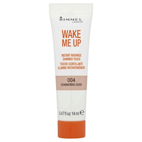 Rimmel London Wake Me Up 004 Shimmering Sand 14ml