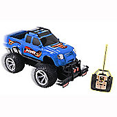 Power Truck 1:8 Remote Control Car - Blue