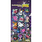 Moshi Monsters Toys Moshi Monster Halloween Stickers (each)