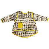 Close Pop-in Coverall Bib - Robot (Stage 3)
