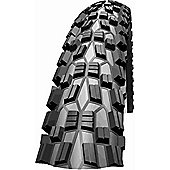 Schwalbe Wicked Will Tyre: 26 x 2.35 Black Folding. HS 415, 60-559, Evolution Line, Freeride