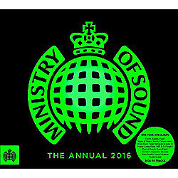 Ministry Of Sound - The Annual 2016 (3CD)