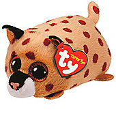 TY - Teeny Tys Plush - Kenny the Lynx