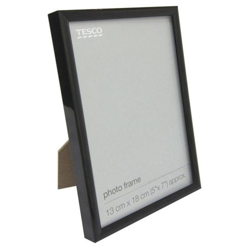 Tesco Frame Black 5