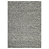 InRUGS Nature Grey Woven Rug - 290cm x 200cm (9 ft 6 in x 6 ft 6.5 in)