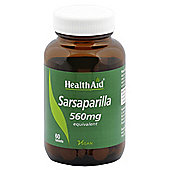 Sarsaparilla 560mg - Standardised
