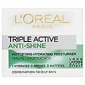 L'Oréal TripleActive Mattifying Moisturiser 50ml