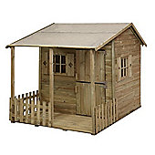 7ft x 5ft Parsley Cottage Playhouse 7 x 5