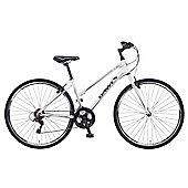 Dawes Discovery 101 Ladies 18 Inch Hybrid Bike