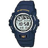 Casio G-Shock Unisex Rubber Chronograph Watch G-2900F-2VER