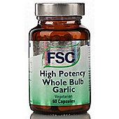 Fsc Garlic 60 Veg Capsules