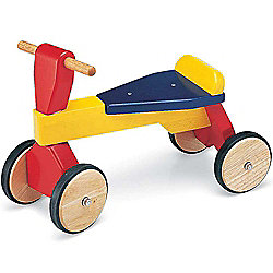 John Crane Wooden Trike