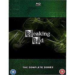 Breaking Bad - The Complete Series (Blu-ray Boxset)
