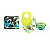 Tommee Tippee Explora Feeding Kit Blue