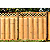 Square Highgrove Trellis 0.32m - 3pack